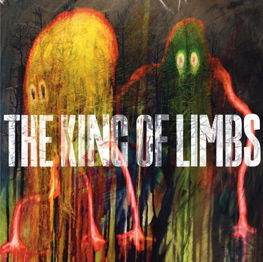 The King of Limbs (Vinyl LP) by Radiohead image