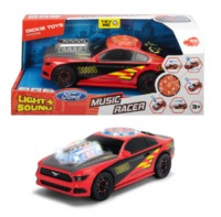 Dickie Toys: Music Racer - Lights & Sounds Vehicle