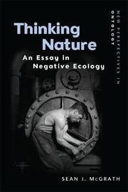 Thinking Nature by Sean J McGrath