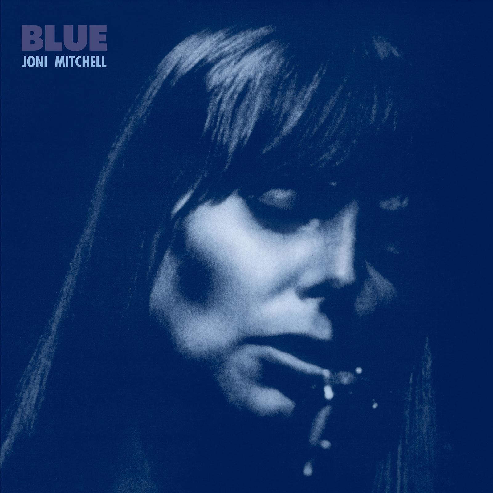 Blue (Coloured Vinyl) by Joni Mitchell image
