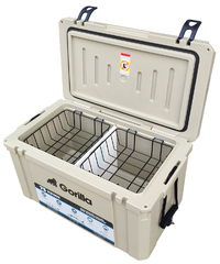 Gorilla: Heavy Duty Ice Box Chilly Bin 75L