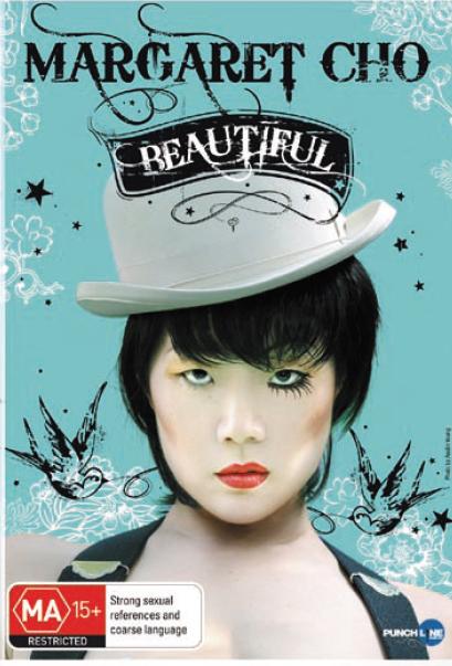 Margaret Cho: Beautiful on DVD image