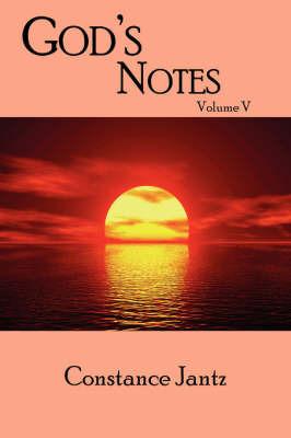 God's Notes: V. V by Constance Jantz