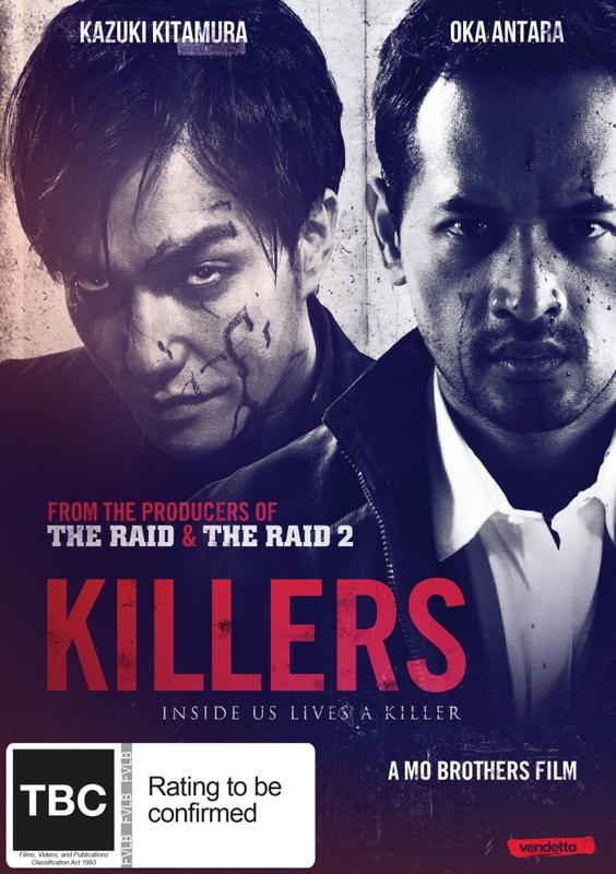 Killers on DVD