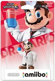 Nintendo Amiibo Dr Mario - Super Smash Bros. Figure for Nintendo Wii U