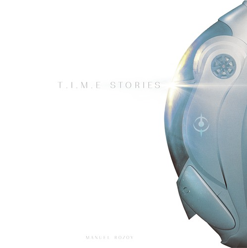 T.I.M.E Stories - Board Game