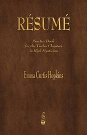Resume by Emma Curtis Hopkins