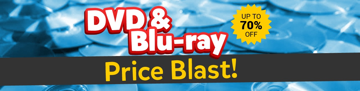 DVD & Blu-ray Price Blast!