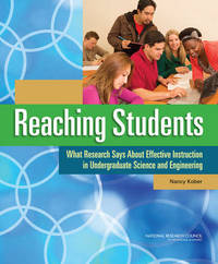 Reaching Students by National Research Council