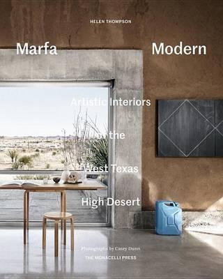Marfa Modern by Helen Thompson