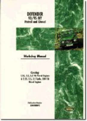 Land Rover Defender 93/95 image