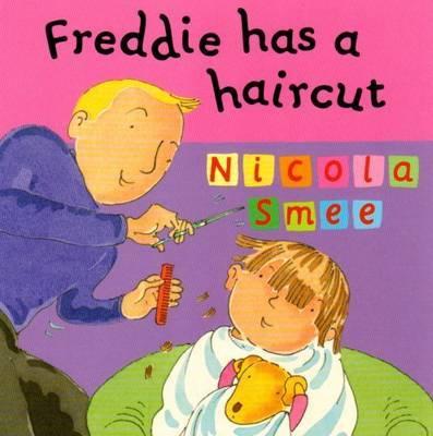 Freddie Has A Haircut by Nicola Smee image