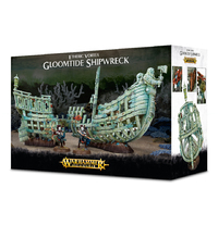 Warhammer Age of Sigmar Etheric Vortex: Gloomtide Shipwreck