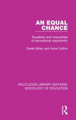 An Equal Chance by Derek Birley image