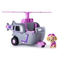 Paw Patrol: Basic Vehicle & Pup - Skye's Transforming Copter