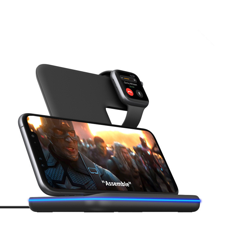 Ape Basics 3 in 1 Wireless Charging Stand Pro image