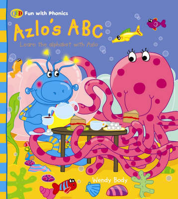 Azlo's ABC by Wendy Body image