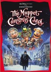 The Muppet Christmas Carol on DVD