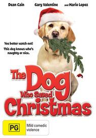 The Dog Who Saved Christmas on DVD
