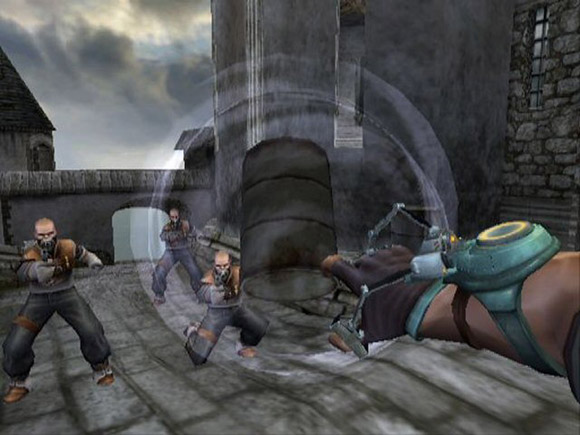 TimeSplitters Future Perfect for PlayStation 2 image