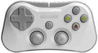 SteelSeries Stratus Wireless Gaming Controller (White)