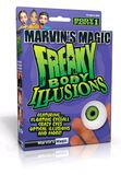 Marvin's Magic Freaky Body Illusions Part 1