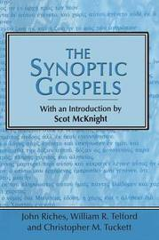 The Synoptic Gospels by Scot McKnight image