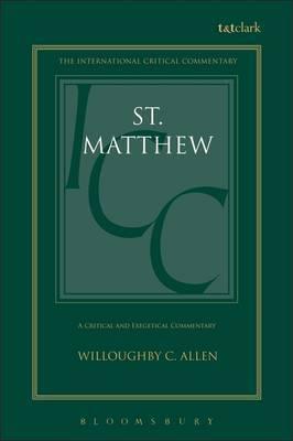 St.Matthew by W.C. Allen