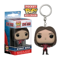 Captain America 3: Scarlet Witch - Pocket Pop! Key Chain