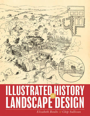 Illustrated History of Landscape Design by Chip Sullivan image