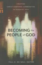 Becoming a People of God (Seanet 11) by Paul H De Neui image