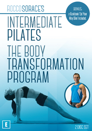 Rocco Sorace: Intermediate Pilates & Body Transformation on DVD