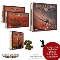 Blood Red Skies: Soviet Yak1 Bundle