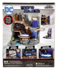 Jada Metal Minis: DC Comics - Nano Metalfigs Batcave Playset image