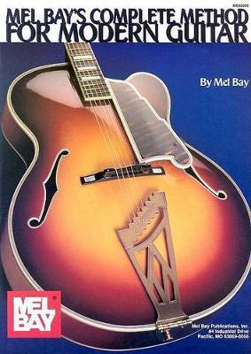 Mel Bay's Complete Method for Modern Guitar by Mel Bay image