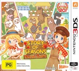 Story of Seasons: Trio of Towns for Nintendo 3DS