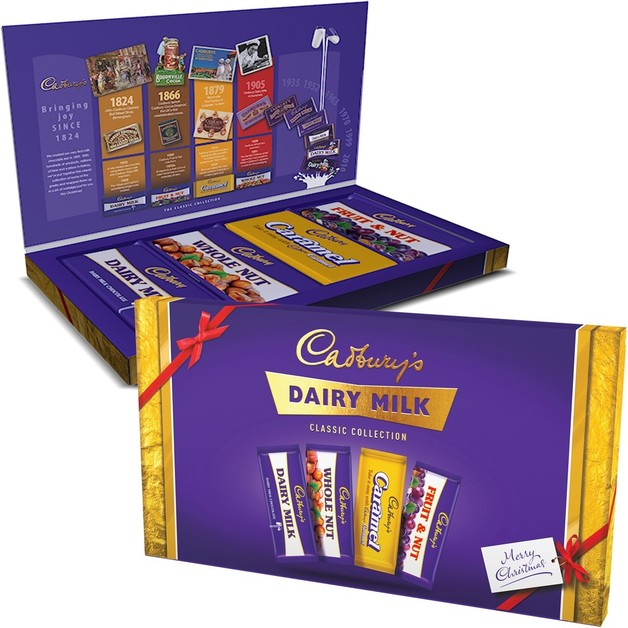 Cadbury Retro Selection Box (460g)