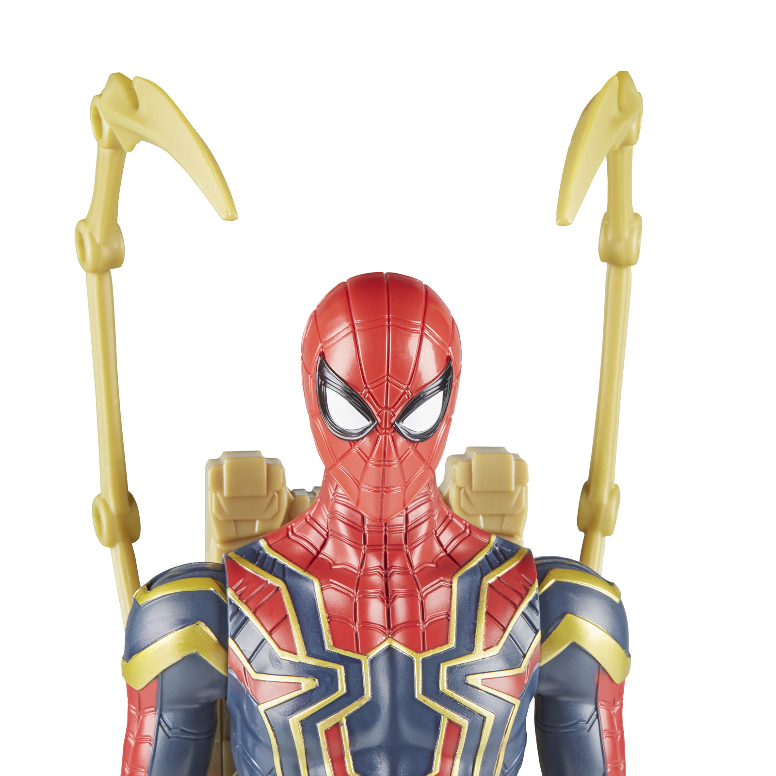 "Avengers Infinity War: Power FX Spider-Man - 12"" Titan Hero Figure image"