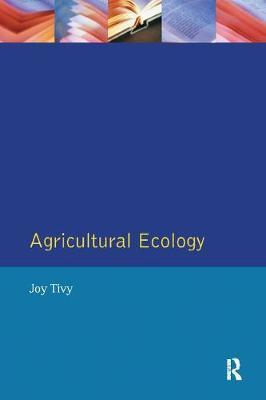 Agricultural Ecology by Joy Tivy image