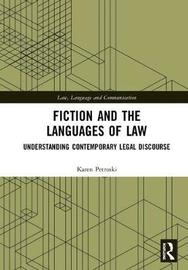Fiction and the Languages of Law by Karen Petroski image