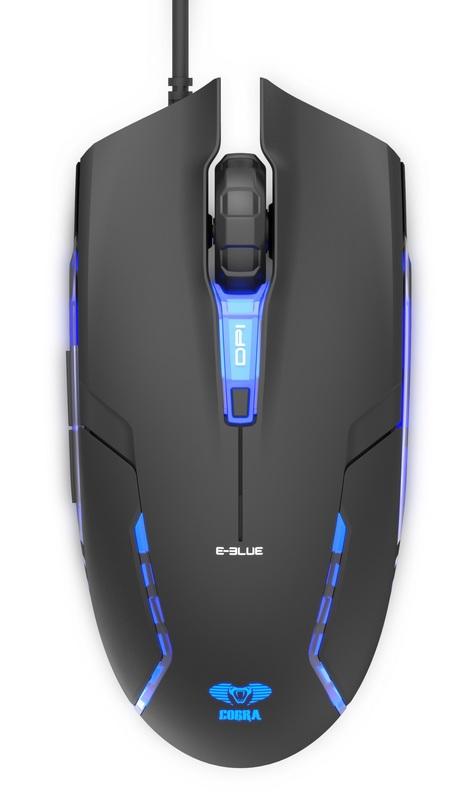 E-Blue Cobra II Gaming Mouse (Black) for