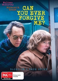 Can You Ever Forgive Me? on DVD