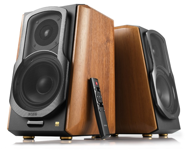 Edifier S1000MKII Active Bookshelf Speakers with Bluetooth