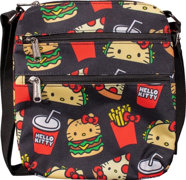 Loungefly: Sanrio Hello Kitty Snacks Passport Bag
