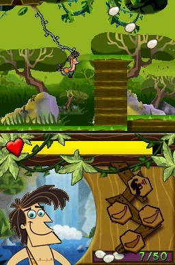 George of the Jungle for DS image