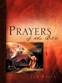 Prayers of the Bible by Jan Wells image