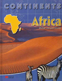 Continents: Africa by Michael Pelusey