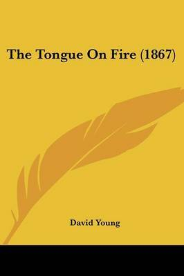 The Tongue On Fire (1867) by David Young image