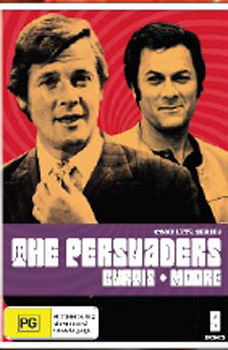 The Persuaders (9 Disc Set) on DVD