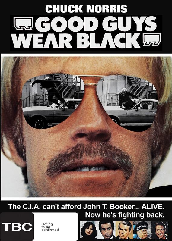 Good Guys Wear Black on DVD